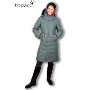 Зимняя слингокуртка Тэпла 3 в 1 ментол