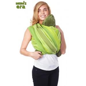 "Слинг-шарф ""Премьер"", салат. полосы, р. M"