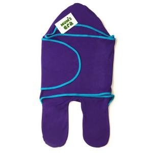 """Комбинезон-конверт трикотажный """"Фиолет/бирюз."""", р.54-62"""