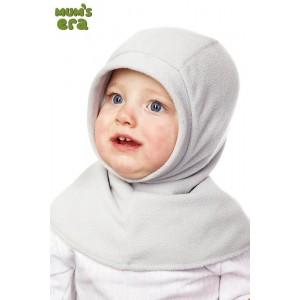 """Шлем детский флисовый """"Жемчуг"""", 0-1 год"""
