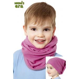 Повязка-труба  детская, розовая