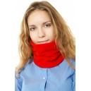 Повязка-шарф д/взр, красная