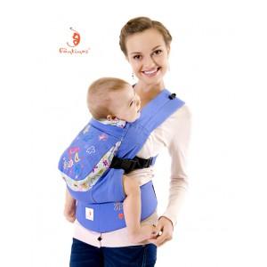 Эргономичный слинг-рюкзак ПТАШКИ Комфорт